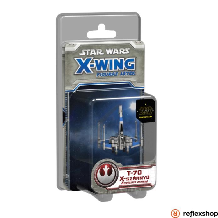 Star Wars X-Wing - T-70 X-szárnyú társasjáték