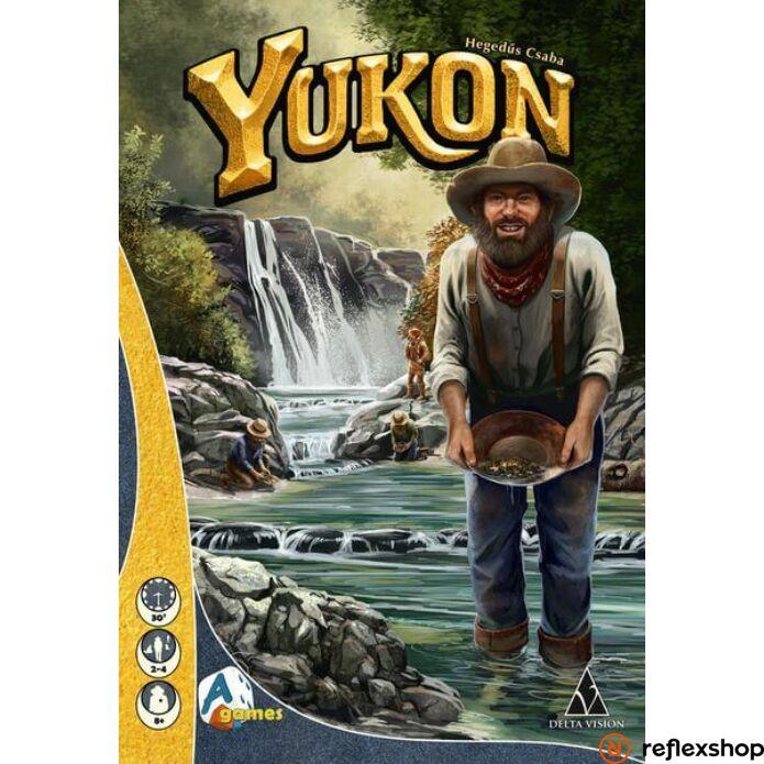 Yukon társasjáték - Reflexshop