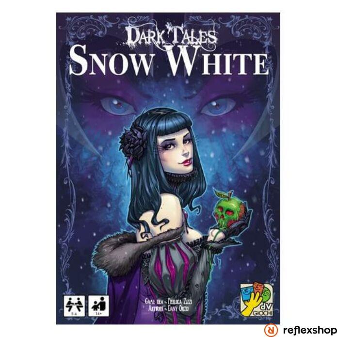 Dark Tales társasjáték Snow White kiegészítő, angol nyelvű