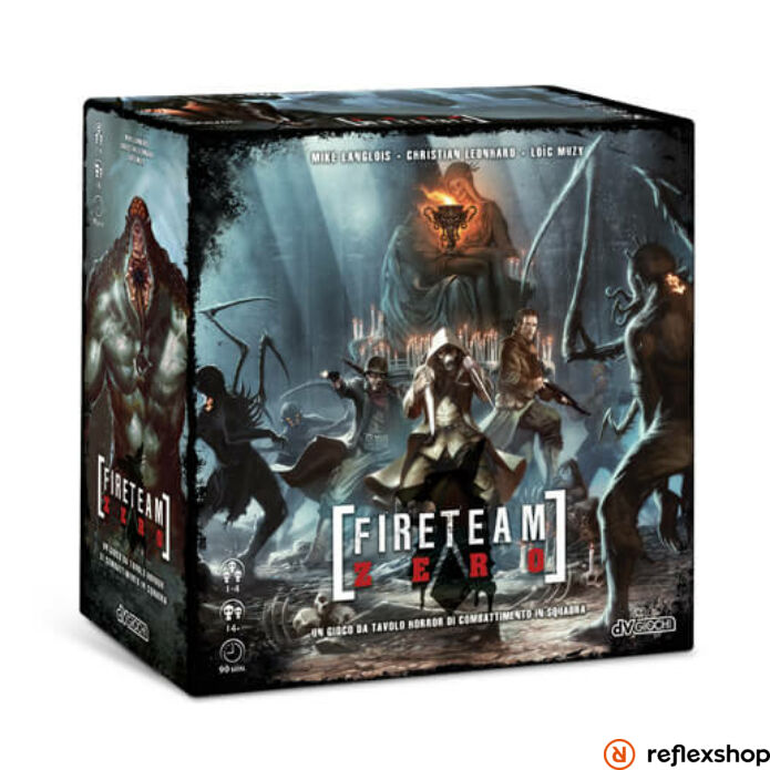 Fireteam Zero Coreset angol nyelvű társasjáték