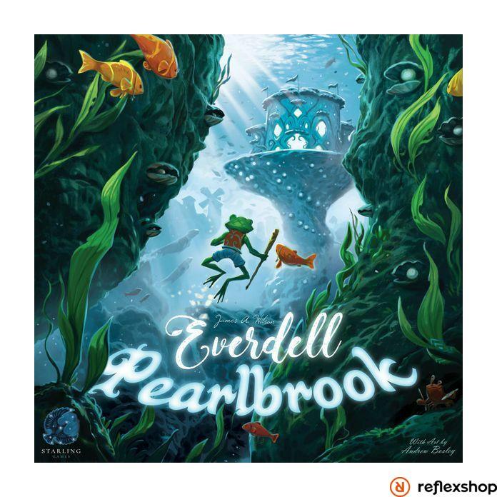 Everdell Pearlbrook kiegészítő