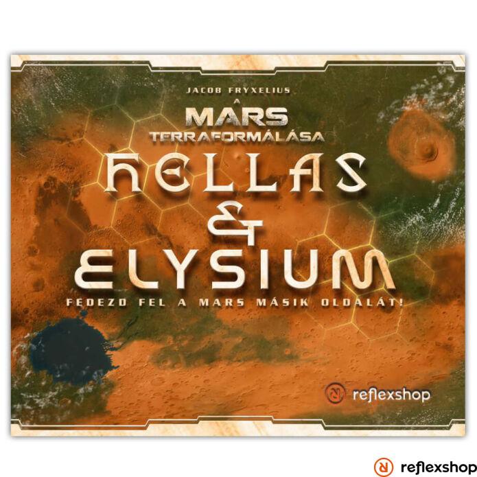 FryxGames Hellas & Elysium kiegészítő