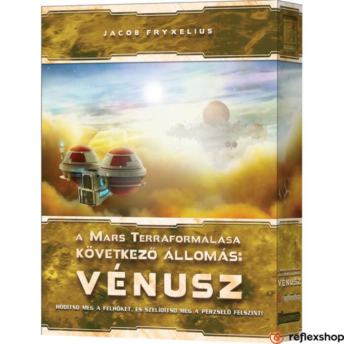A Mars Terraformálása: Következő állomás Vénusz kiegészítő