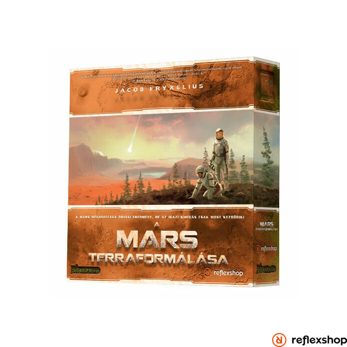A Mars Terraformálása Terraforming Mars