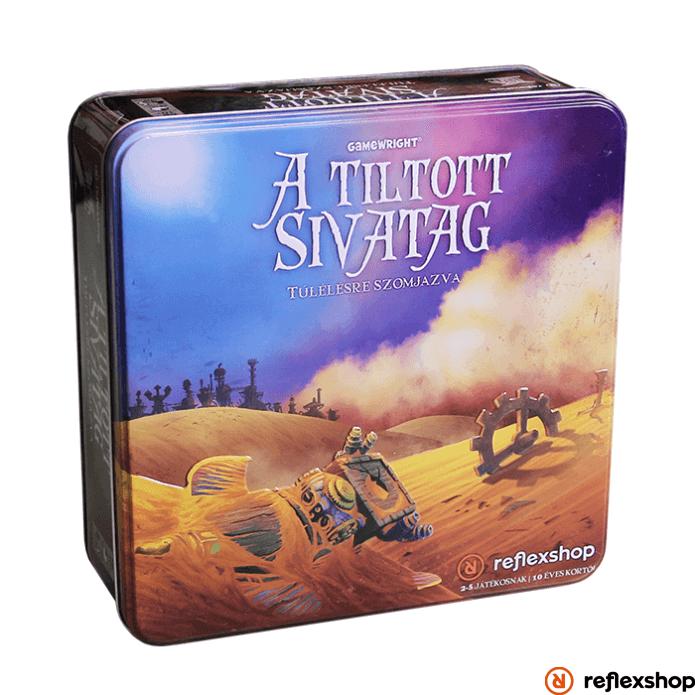 Gamewright A Tiltott Sivatag társasjáték