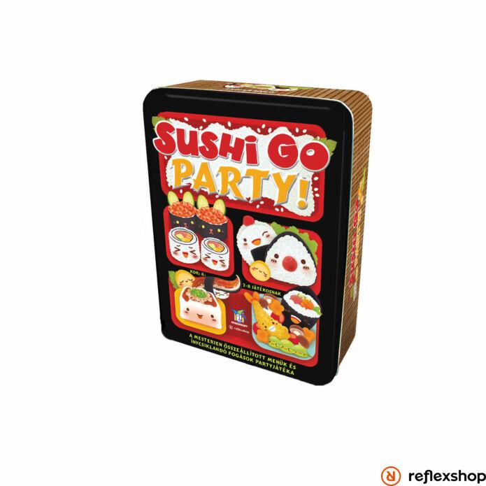 Gamewright Sushi Go Party társasjáték