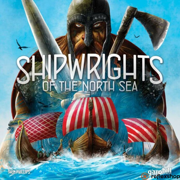 Shipwrights of the North Sea társasjáték, angol nyelvű