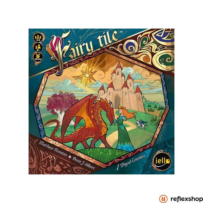 Fairy Tiles társasjáték, angol nyelvű