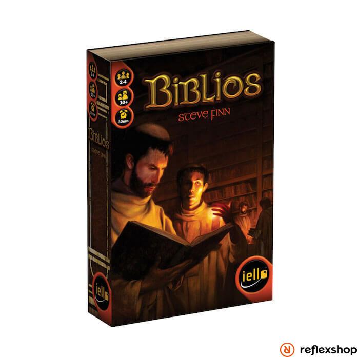 Iello BIBLIOS  angol nyelv? társasjáték