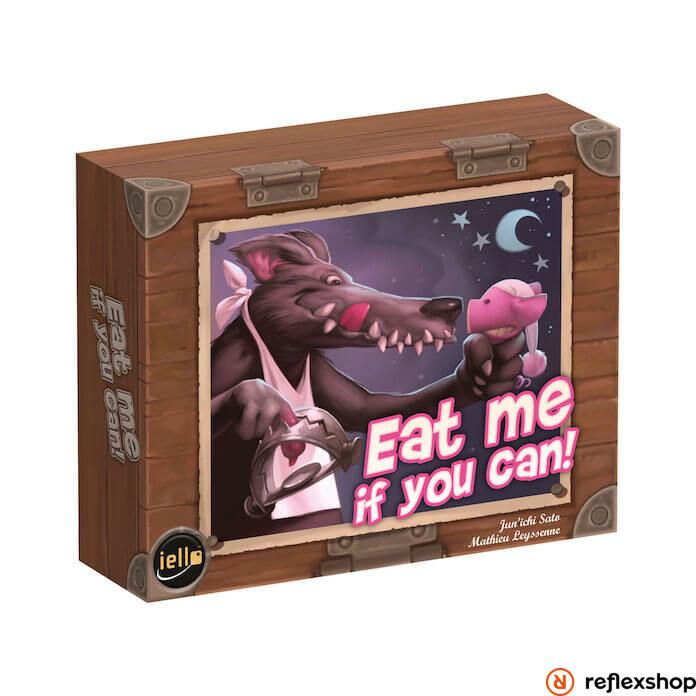 Iello EAT ME IF YOU CAN angol nyelv? társasjáték