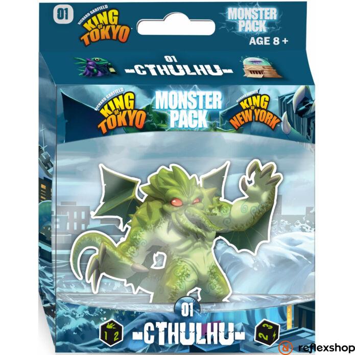 Iello Monster Pack: Cthulhu kiegészítő, angol nyelvű