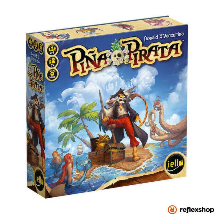 Iello PINA PIRATA angol nyelv? társasjáték