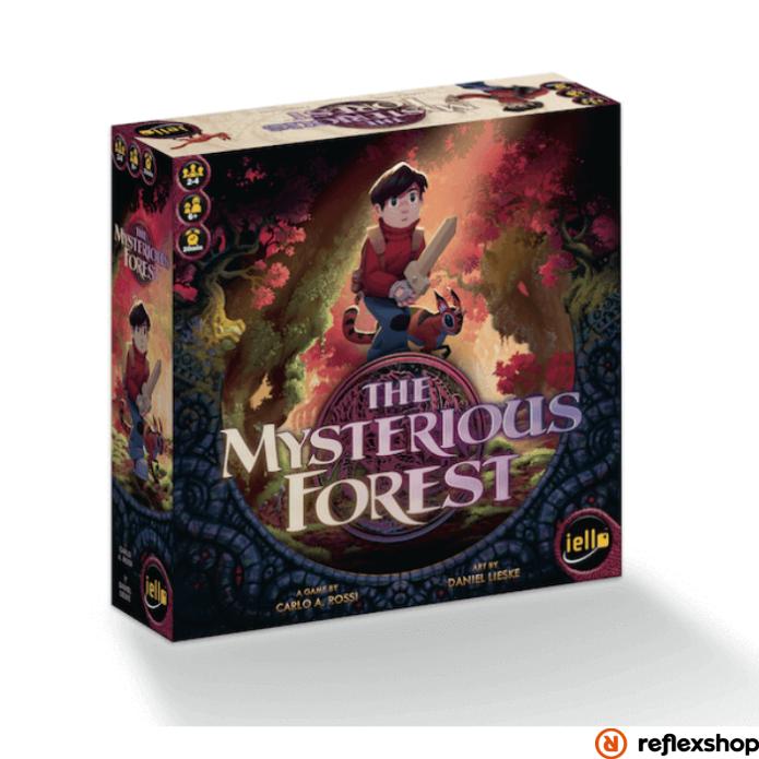 Iello THE MYSTERIOUS FOREST angol nyelv? társasjáték