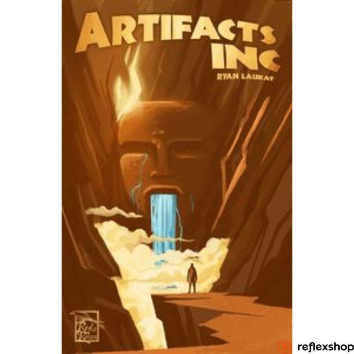 Artifacts Inc. társasjáték, angol nyelvű
