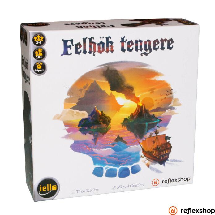 Iello Felh?k tengere társasjáték