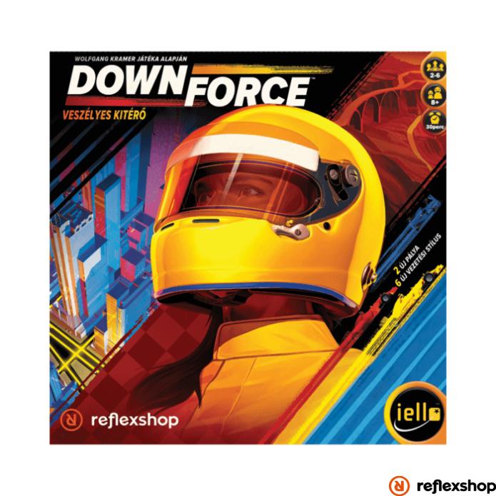 Downforce társasjáték Veszélyes kitérő kiegészítő