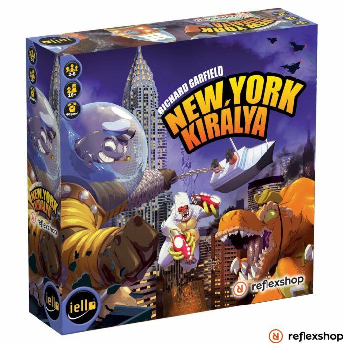 Iello New York Királya társasjáték