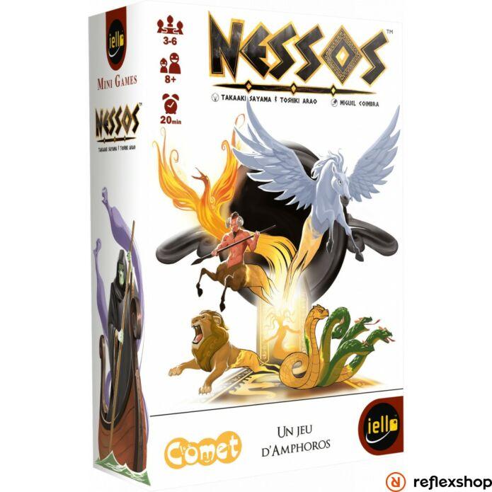 Iello Nessos angol nyelvű társasjáték