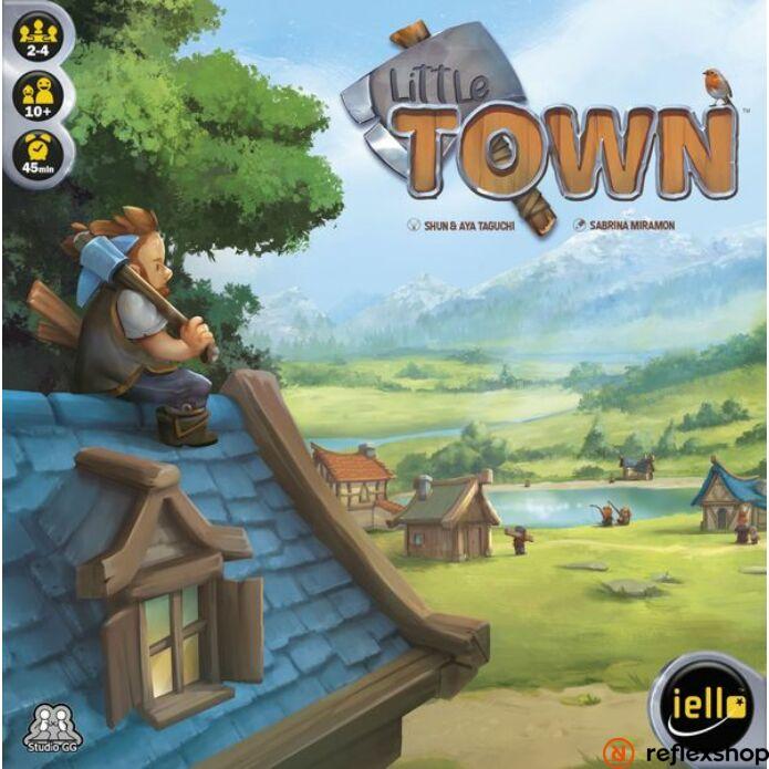 Little Town társasjáték, angol nyelvű