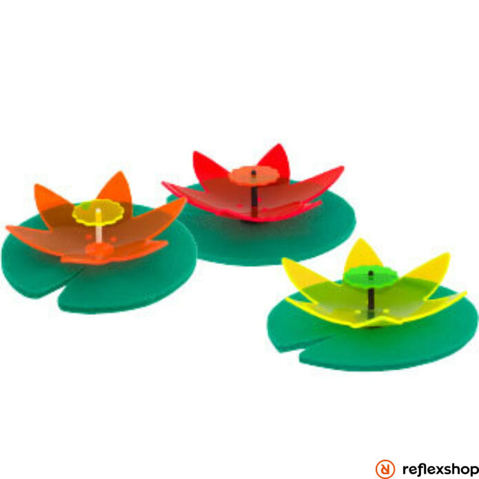 "Invento ""Light Catcher"" 3D Water Lily"