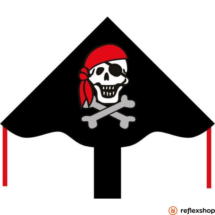 Invento Eco Line Simple Flyer Jolly Roger sárkány - 85 cm
