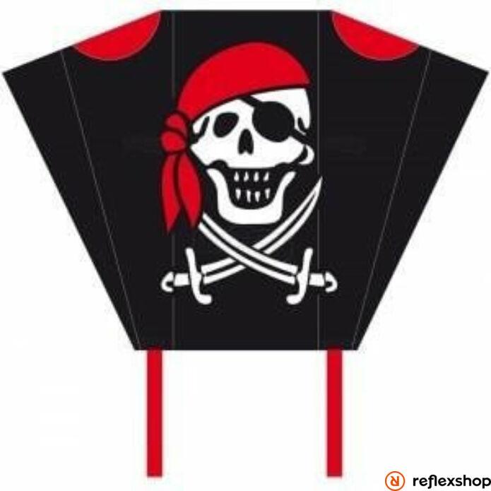 Invento Pocket Sled Jolly Roger sárkány