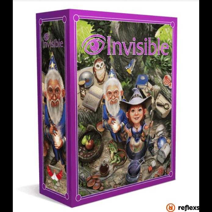 Invisible társasjáték