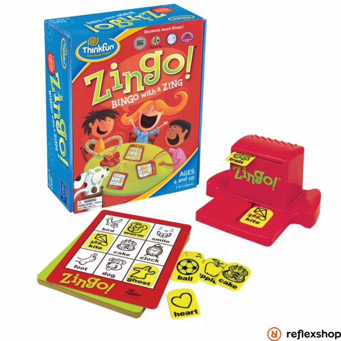 Thinkfun Zingo! Társasjáték angol nyelv