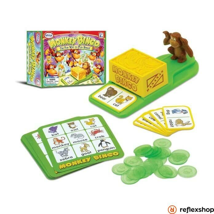 Monkey Bingo társasjáték