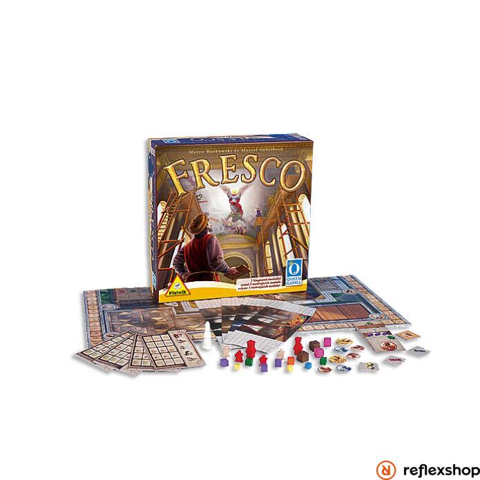 Piatnik Fresco logikai társasjáték