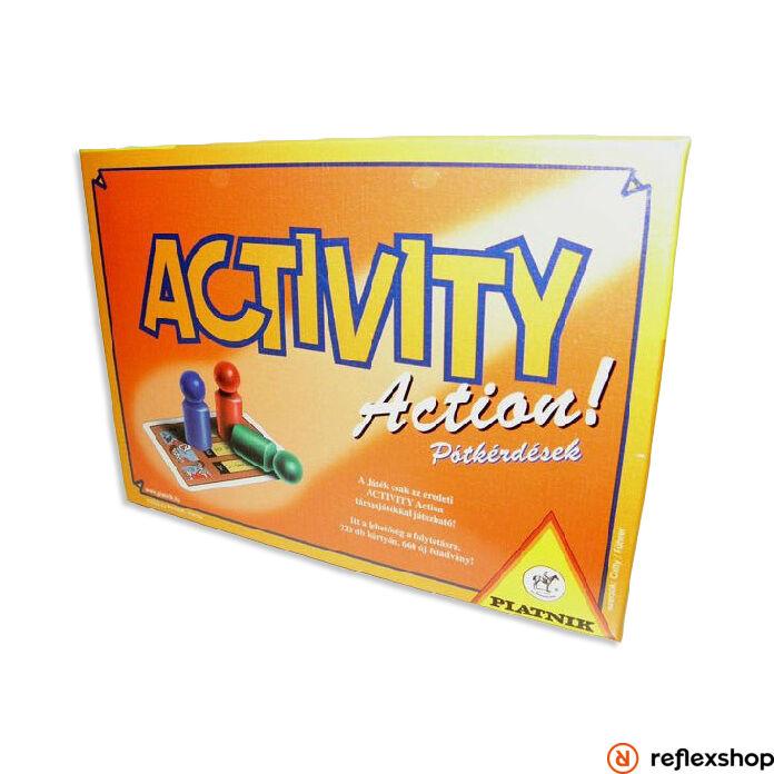 Piatnik Activity Action pótkérdés
