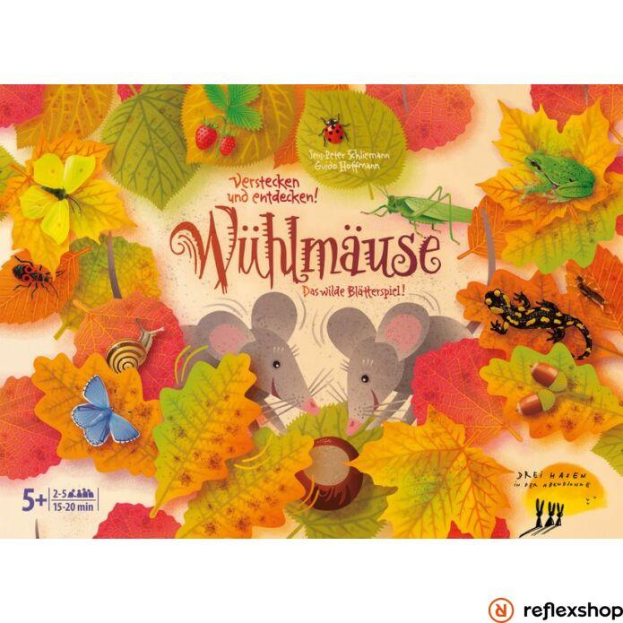 Wühlmäuse társasjáték