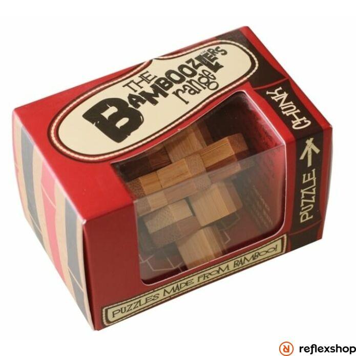Chunk mini Professor Puzzle bambusz ördöglakat