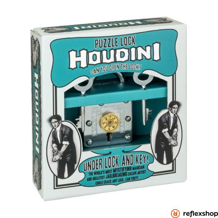 Houdini Under Lock and Key Professor Puzzle ördöglakat