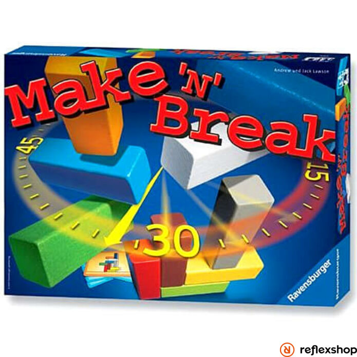 Ravensburger Make'n Break társasjáték