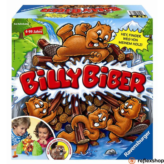 Ravensburger Billy a hód társasjáték