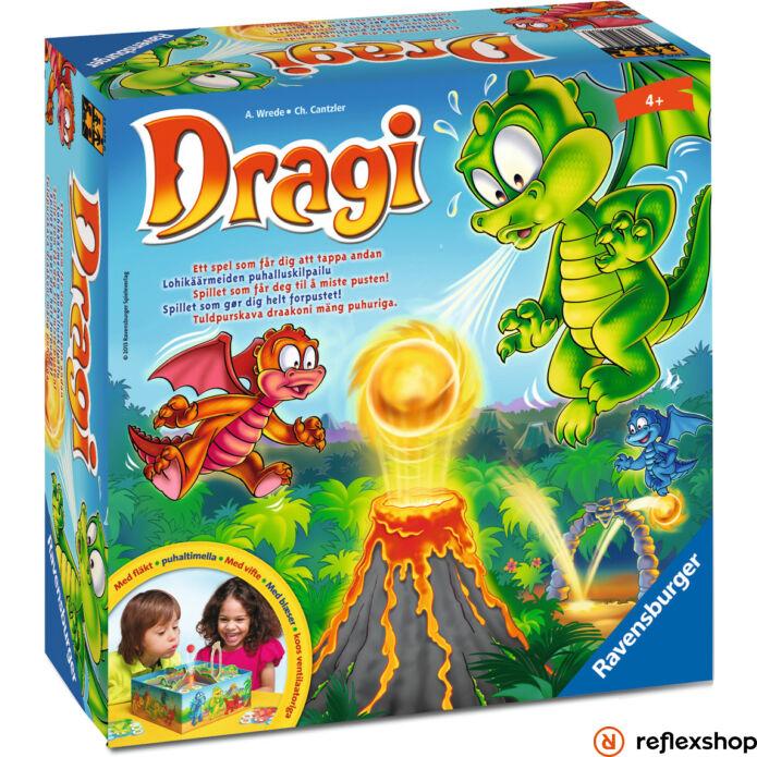 Ravensburger Dragi a sárkány társasjáték