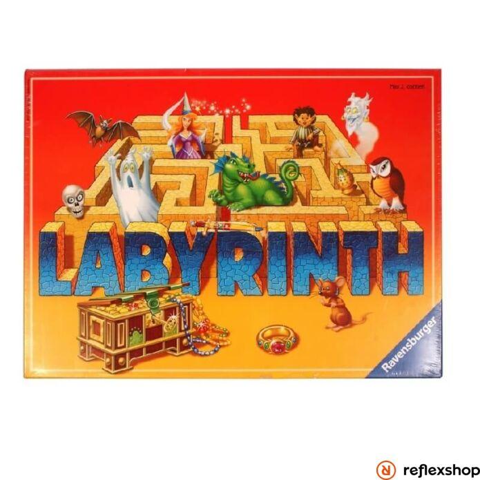 Ravensburger Furfangos Labirintus társasjáték