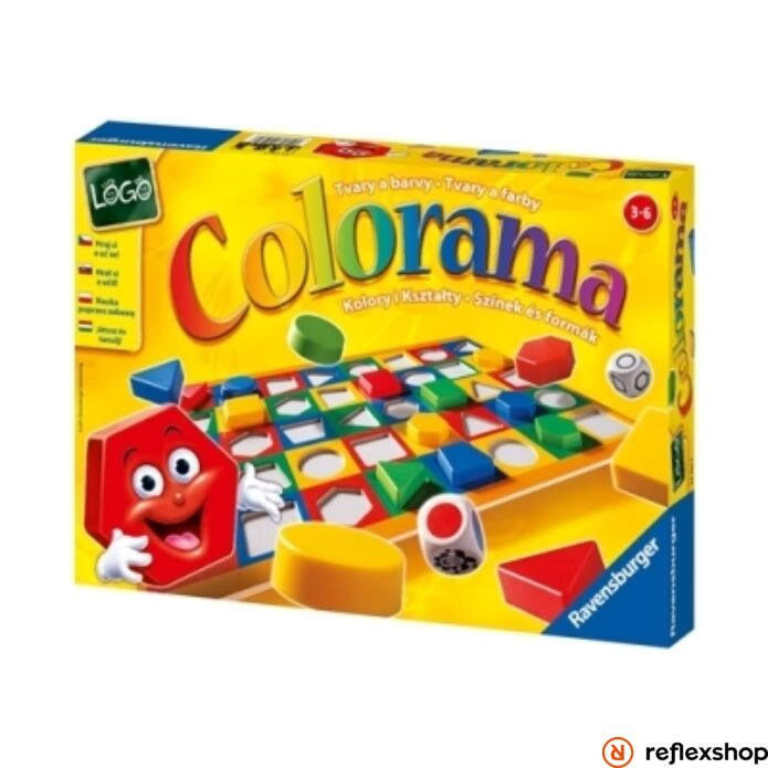 Ravensburger Colorama társasjáték