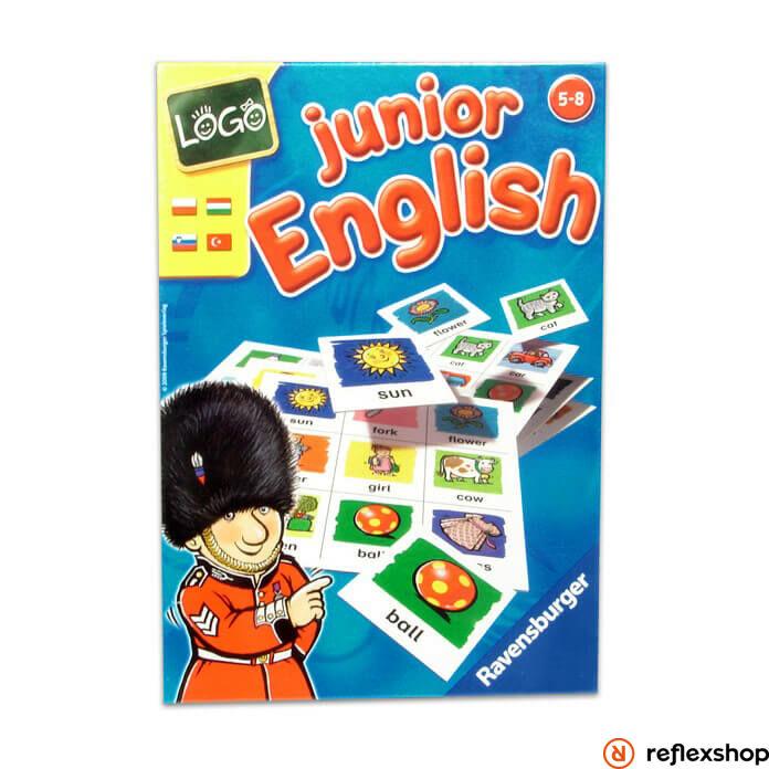 Ravensburger Logo Junior English társasjáték