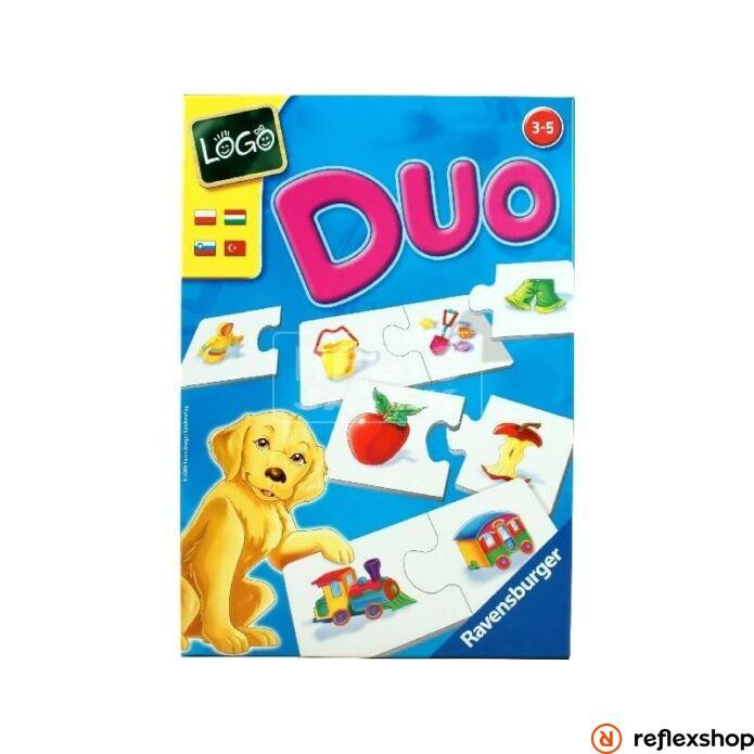 Ravensburger Logo Duo párkeres? társasjáték