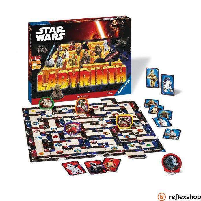 Ravensburger Star Wars labirintus társasjáték