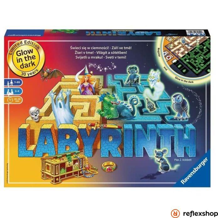 Ravensburger Labirintus sötétben világító kiadás