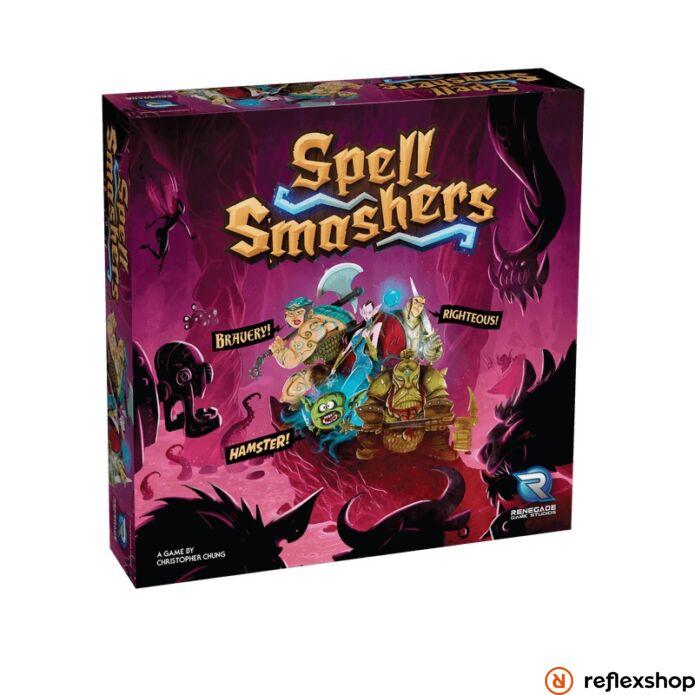 Spell Smashers angol nyelvű társasjáték