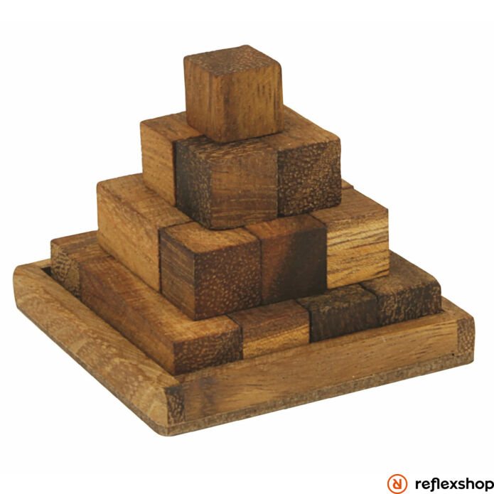 RG Inka piramis fa ördöglakat