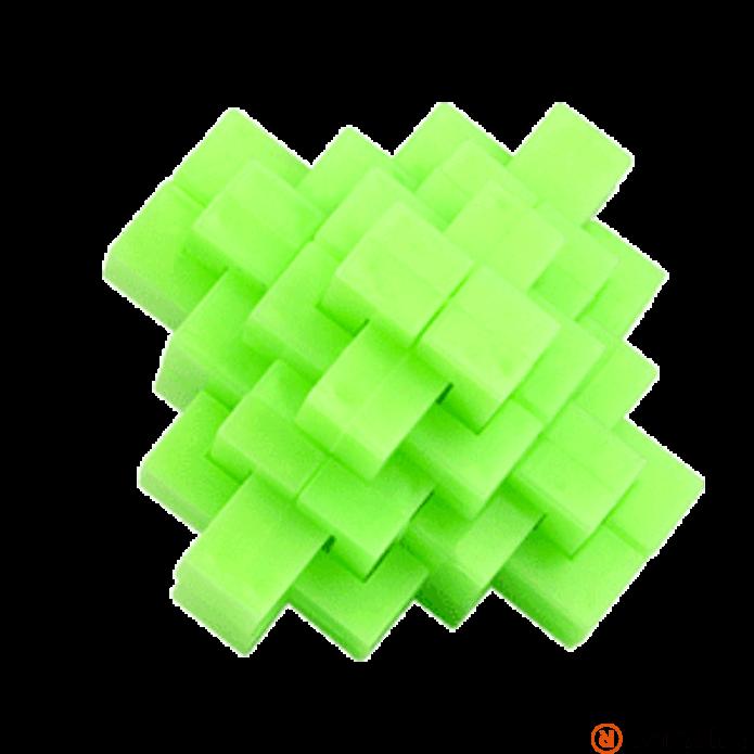 RG The Pineapple puzzle fluoreszkáló