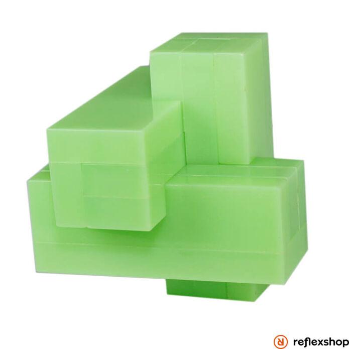 RG The Block puzzle fluoreszkáló