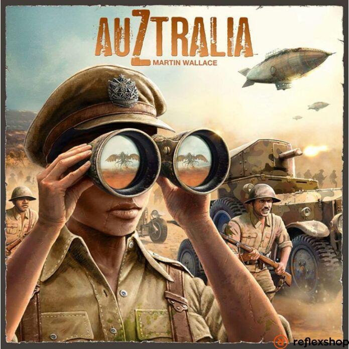AuZtralia angol nyelvű társasjáték
