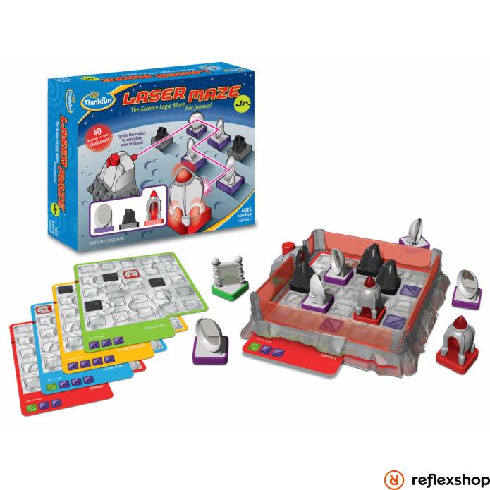 Thinkfun Laser Maze Jr. társasjáték