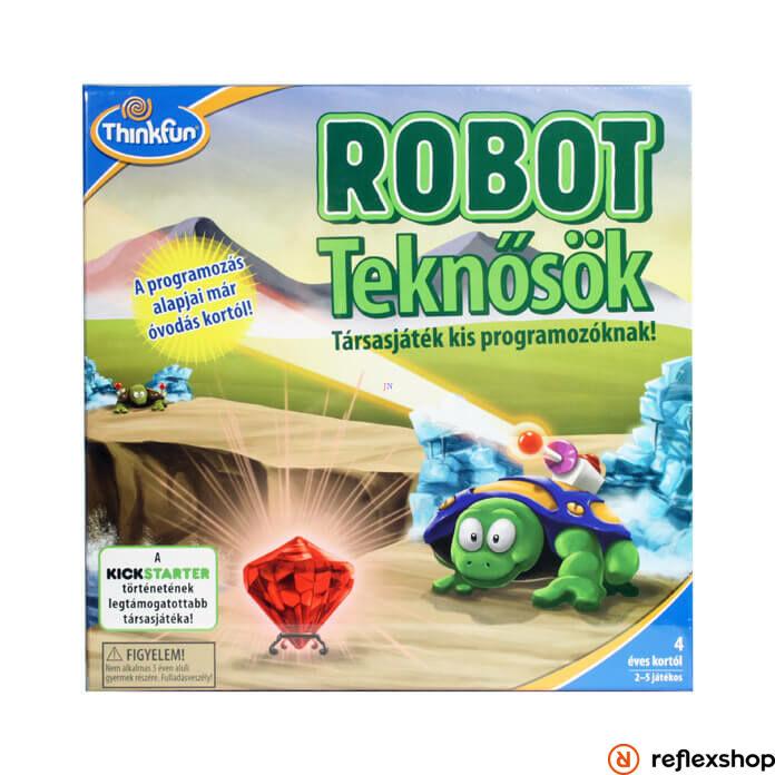Robot Tekn?sök - magyar kiadás
